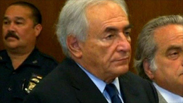 Dominque Strauss-Kahn
