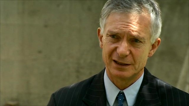 Taliban Sanctions Committee Monitoring Team coordinator, Richard Barratt