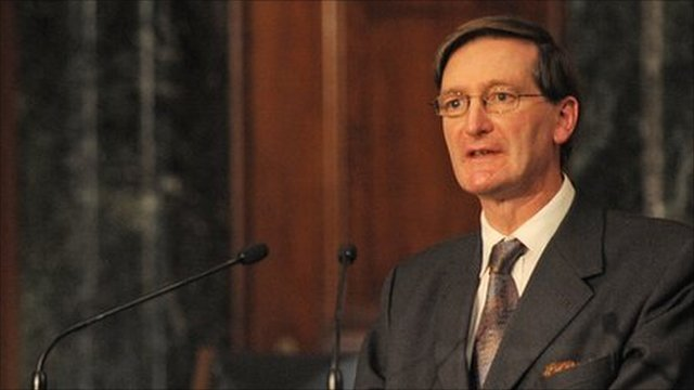 Attorney General Dominic Grieve