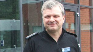 Ch Insp Roger Wiltshire
