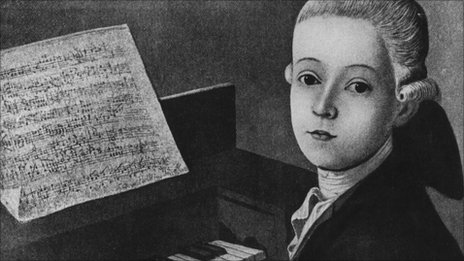 Wolfgang Mozart