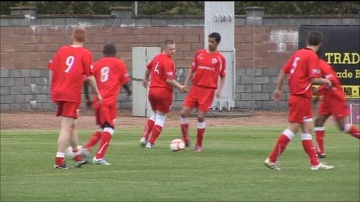 Players are paying to have a trial with Stirling Albion