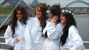 Geordie Shore girls