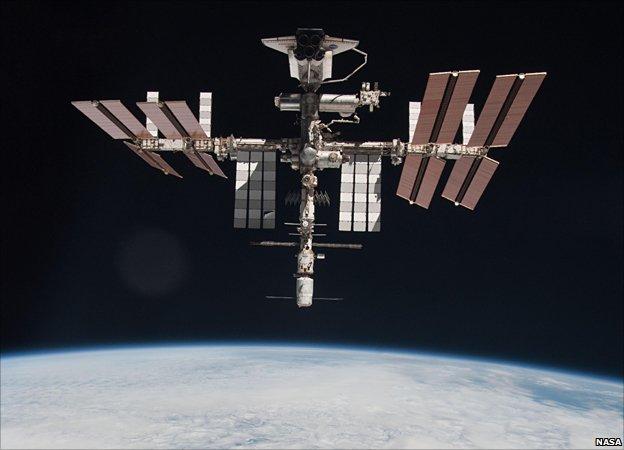 Endeavour ISS (Nasa)