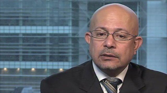 Hussain Al Qemzi, Noor Islamic Bank
