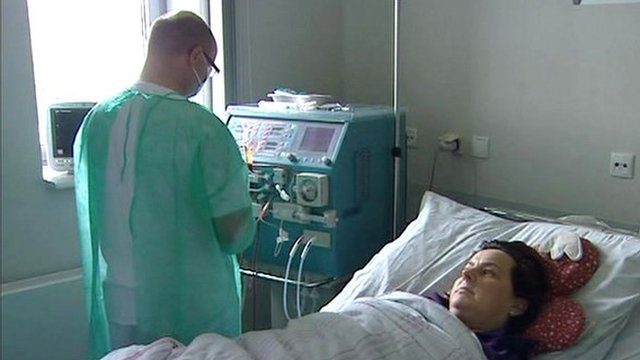 E. coli patient