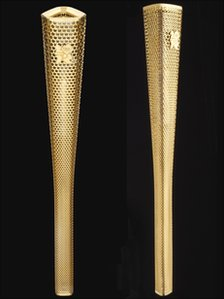 What do you think of the 2012 Olympic torch?