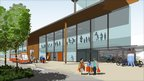 Sainsbury's proposed design for Ashton Gate