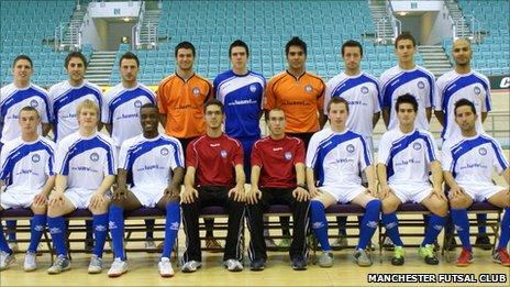 Manchester Futsal Club