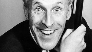 Bruce Forsyth in 1965