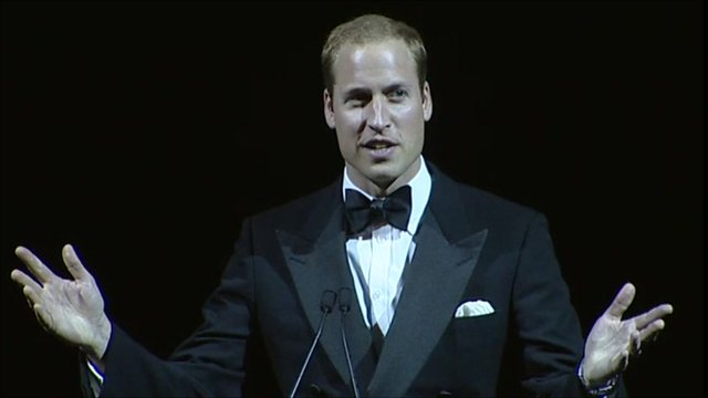 The Duke of Cambridge