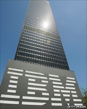 IBM building in Chicago