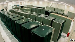 IBM supercomputers, 2001