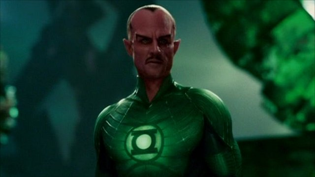 Mark Wood in Green Lantern