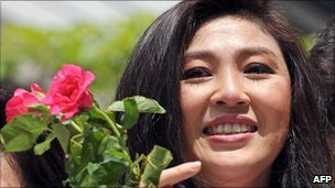Yingluck Shinawatra May 19, 2011
