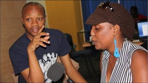 Gay Kenyans launch online forum. Two of the site's contributors
