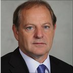 head and shoulders shot of Ian Swales MP