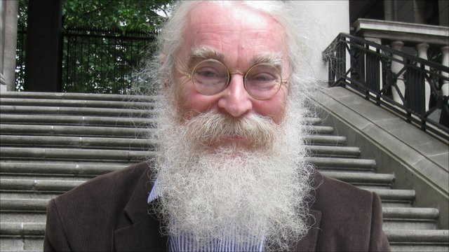 Dr Irving Finkel of the British Museum