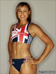 Jessica Ennis MBE