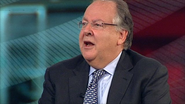 Former Lord Chancellor, Lord Falconer