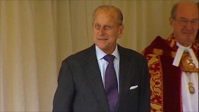 Prince Philip turned 90-years-old on Friday