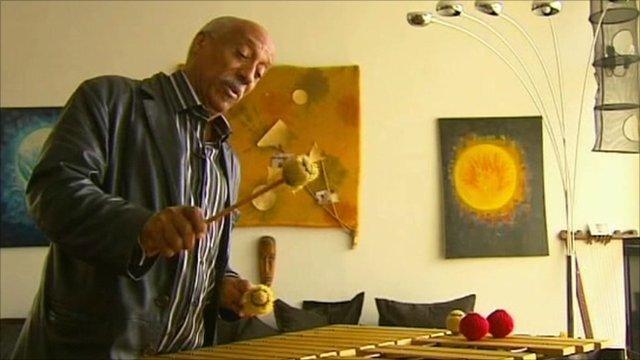 Ethiopian jazz star Mulatu Astatke