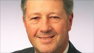Robert Sturdy MEP