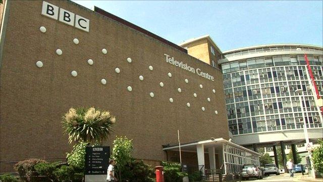 BBC Television Centre