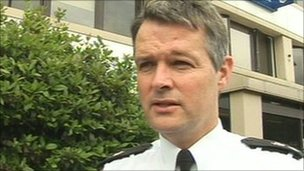 Chf Supt Graham Bartlett, of Sussex Police