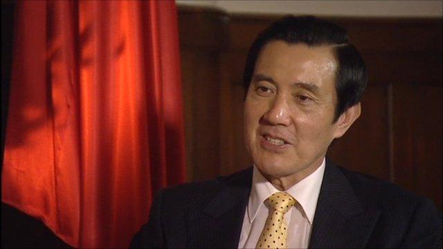 President Ma Ying-jeou