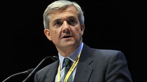 Chris Huhne, Secretary of State for Energy and Climate Change