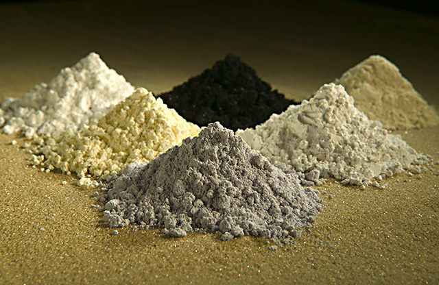 Rare earths