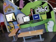 CBeebies in the Public Space