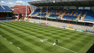 Headingley Carnegie stadium