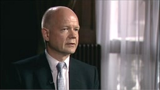 William Hague MP