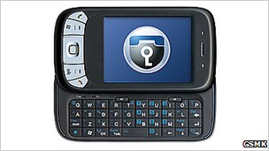 CryptoPhone
