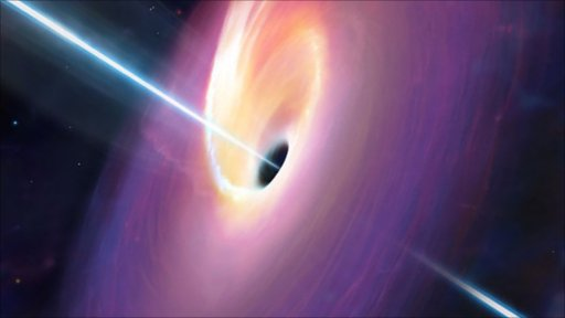 going into a black hole - photo #2