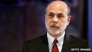 Ben Bernanke speaking