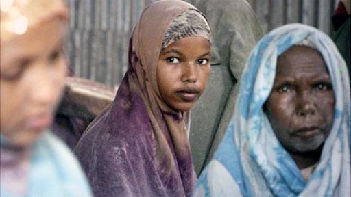 Mogadishu refugees