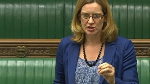 Tory MP Amber Rudd