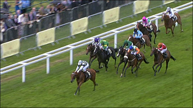 Immortal Verse wins Coronation Stakes