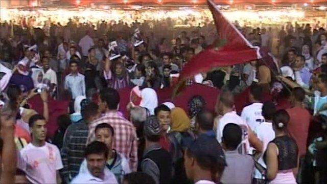 Celebrations in Morocco