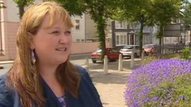Plaid Cymru new chief executive Rhuanedd Richards