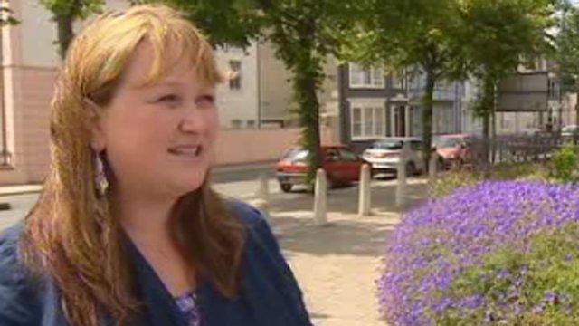 Plaid Cymru new chief executive Rhuanedd Richards