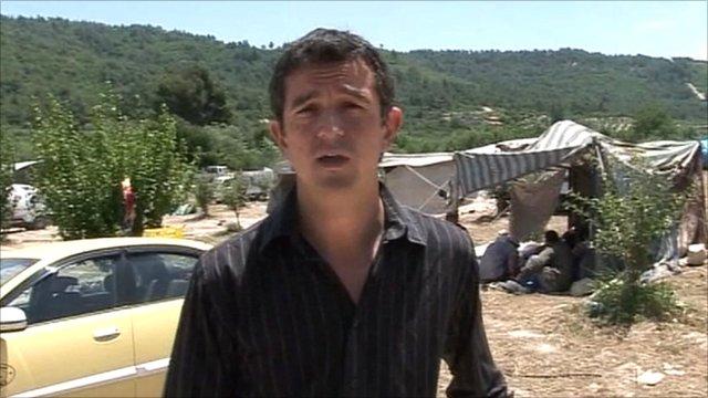 BBC's Matthew Price