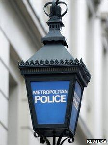Police light