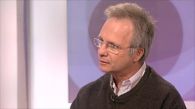 Professor Costas Meghir