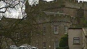 HMP Castle Huntly