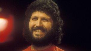 DJ Dave Lee Travis in the 70s