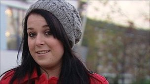 Dani Harmer who plays CBBC&#039;s Tracy Beaker